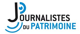Journalistes du Patrimoine