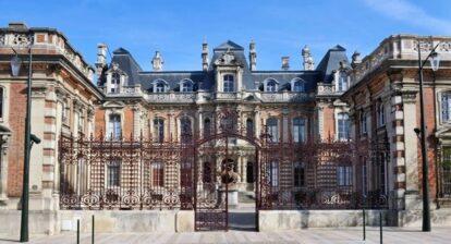 Le Château Perrier (c) Ville d'Epernay