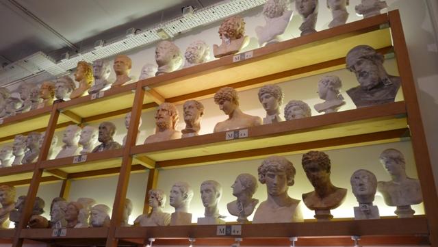 L'Atelier de moulage du Louvre et des musées de France