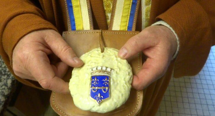 Saint Léonard massepain