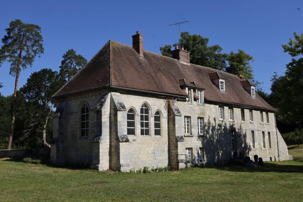 Maison forestière de Sainte-Périne