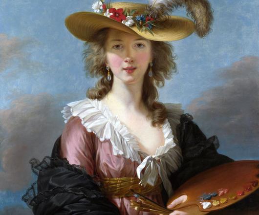 Elisabeth Vigée Le Brun © D.R.