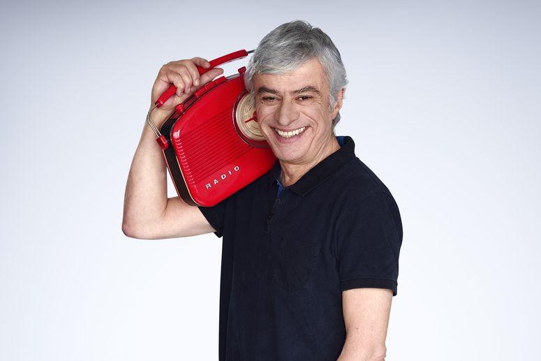 """Philippe Bertrand,, animateur de l'émission quotidienne """"Carnets de Campagne"""" sur France-Inter"""